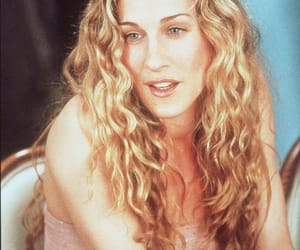 Carrie Bradshaw, satc, and sex and the city image