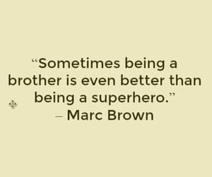 brother, quotes, and siblings image