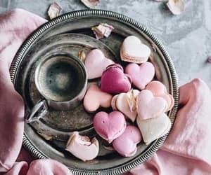 coffee breakfast flowers image