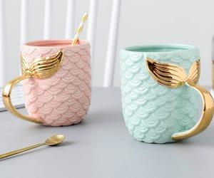 sirena, regalo, and delicadas image