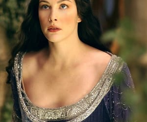 the lord of the rings, liv tyler, and the two towers image