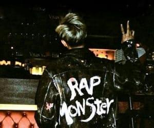 boy, rap, and namjoon image