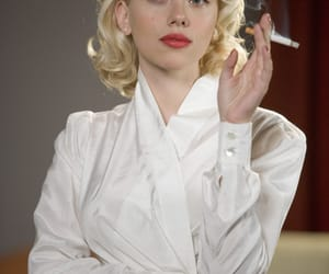 Scarlett Johansson, the black dahlia, and kay lake image