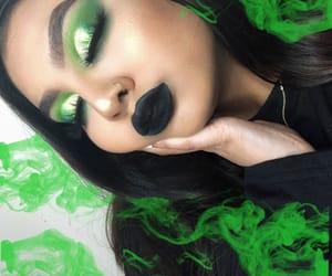 bad, black, and black lipstick image