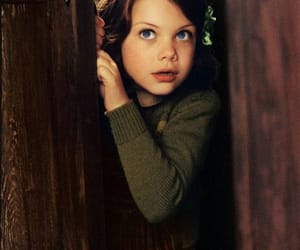 georgie henley, lucy pevensie, and the chronicles of narnia image