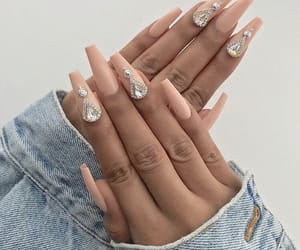 nails, inspiration, and beauty image