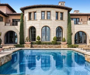 architecture, awesome, and mansion image