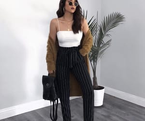 outfit, style, and fall style image