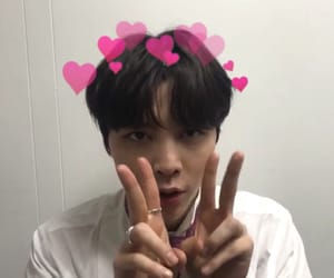 johnny, photobooth, and nct image
