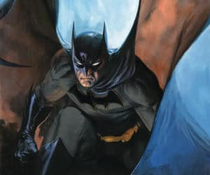 art, batman, and comics image