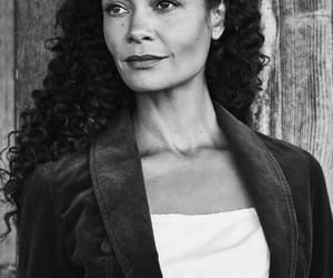 thandie newton, westworld, and maeve millay image