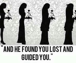 islam, muslim, and guidance image