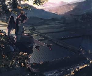 alone, fly, and manga image