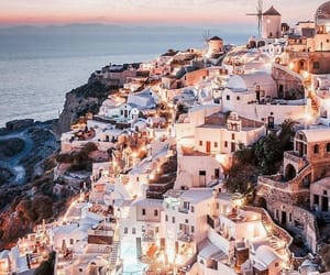 travel, city, and Greece image