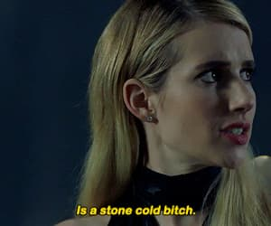 funny, ahs, and madison montgomery image