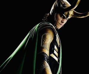 loki, thor, and tom hiddleston image
