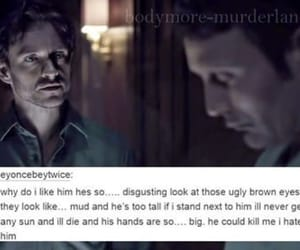 funny, hannibal lector, and text post image