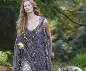vikings, queen aslaug, and alyssa sutherland image