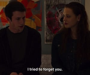 phrase, quotes, and hannah baker image