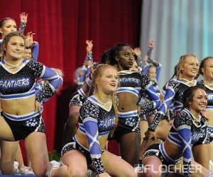 cheer, girl, and girls image