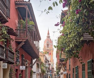 city, charme, and colombia image