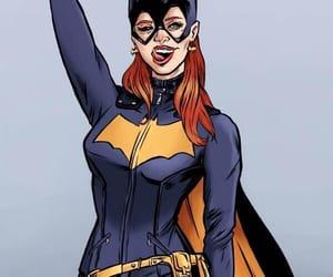 batgirl, batwoman, and DC image