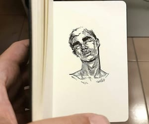 art, dibujo, and hipster image