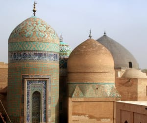 iran and travel image
