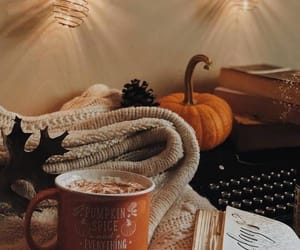 autumn, pumpkin, and cozy image
