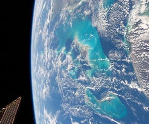 earth, space, and planet image