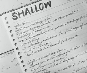 calligraphy, cursive, and shallow image