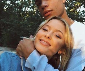 couple and zara larsson image