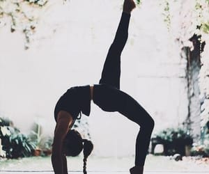 fitness, flexibility, and health image