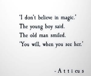atticus, frase, and quote image