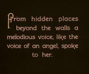 Phantom of the Opera, The Phantom of the Opera, and voice image