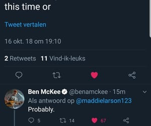 twitter, imagine dragons, and ben mckee image