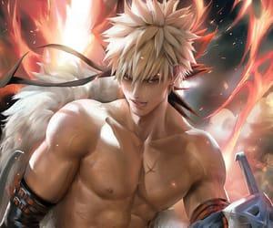 anime, cool, and boku no hero academy image