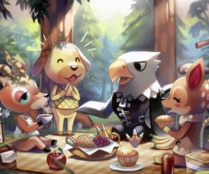 animal crossing, new leaf, and cute image