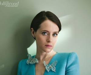 the hollywood reporter and claire foy image