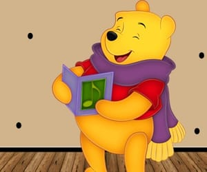 background, wallpaper, and winnie the pooh image