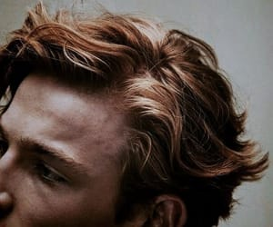 ginger, boy, and hair image