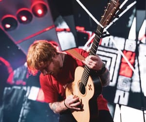 concert, ginger, and guitar image