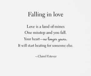 ~ Falling In Love ~ Quote | Quotes | Writing | Words | Poet | Writer