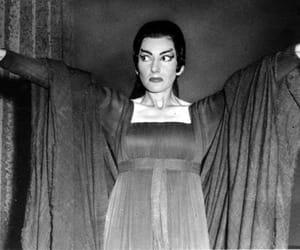 maria callas, medea, and Queen image