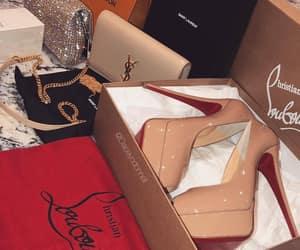 fashion, heels, and beauty image