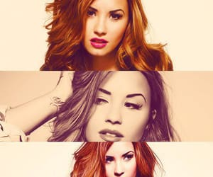beautiful, demi lovato, and demetria image