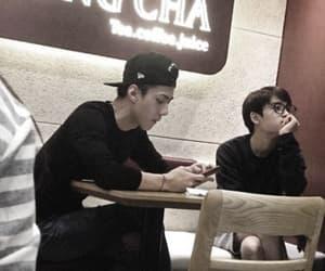 kpop, sehun, and exo image