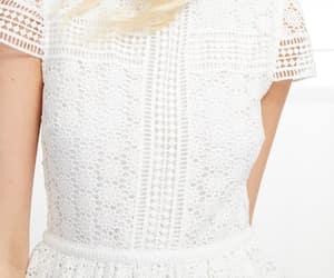 crochet, eyelet, and lace image