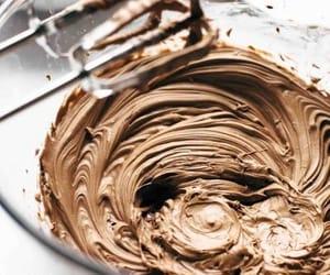 food, choco, and chocolate image