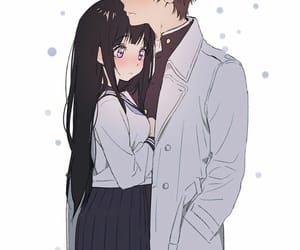 hyouka and anime image
